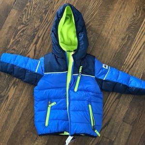 NWT Toddler Boy winter coat